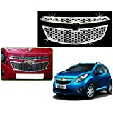 Auto Pearl Chrome Plated Front Grill for Chevrolet Beat