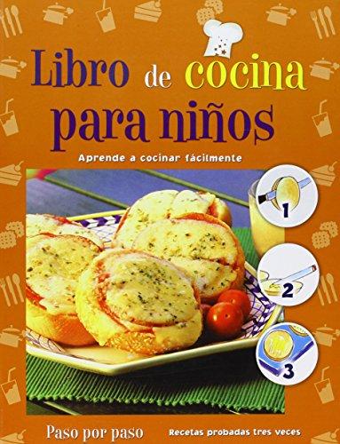 Libro de Cocina Para Ninos (Mini Chefs)