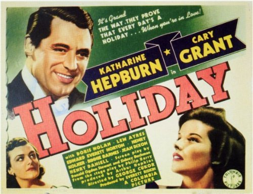 Holiday Plakat Movie Poster (11 x 14 Inches - 28cm x 36cm) (1938)