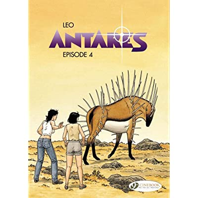 Antares - tome 4 (04)