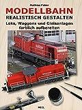 Modellbahn realistisch gestalten: Loks, Waggons und Gleisanlagen farblich aufbereiten medium image