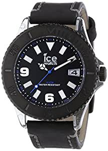 Ice-Watch Unisex Watch Analogue Quartz-Ice-Vintage Black ...