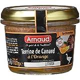 ARNAUD Terrine de Canard l'Orange 180 g