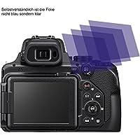 AirGlass Panzerfolie Nikon Coolpix B700 Schutzpanzer Glasfolie