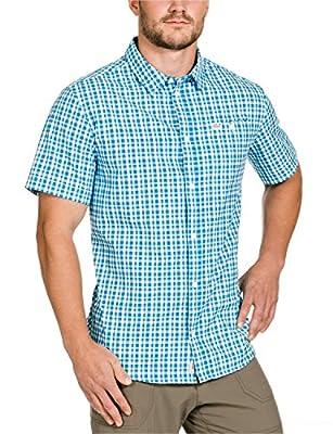 Jack Wolfskin Herren Hemd Flaming Vent Shirt von Jack Wolfskin bei Outdoor Shop