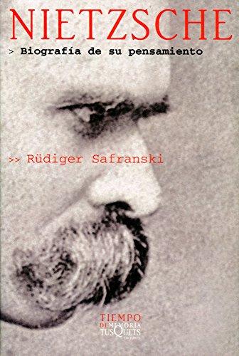 Descargar Libro Nietzsche: Biografía de su pensamiento (Volumen Independiente) de Rüdiger Safranski