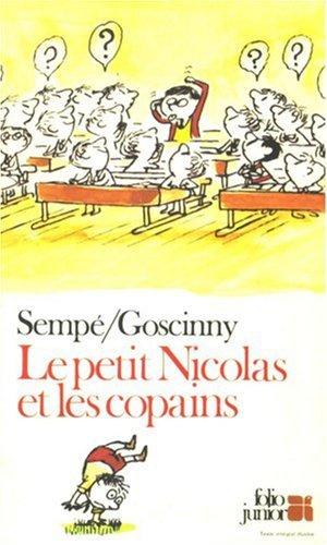Le petit nicolas et les copains by Ren???? Goscinny Jean-Jacques Semp???? (2001-11-15)