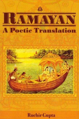 Ramayan: A Poetic Translation (English Edition) por Ruchir Gupta