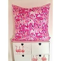 Flamingo Kissen , Sofe,Dekokissen, Ostern, Frühling, Rosa, Zierkissen mit Füllung, Geschenk Idee, Kinderzimmer, Geschenk Mädchen, Zierkissen