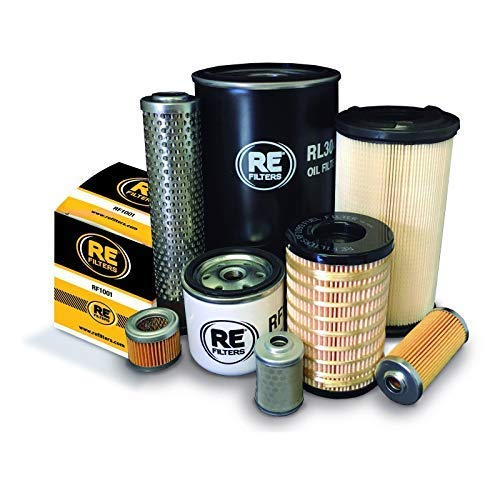 Preisvergleich Produktbild Wacker Neuson EZ38 Filter Service Set Luft,  Öl,  Kraftstofffilter