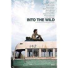 """Poster della locandina cinematografica del film """"Into the Wild"""", dimensioni: 30,5 x 20,3 cm"""