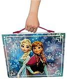 Brigamo 10059 - Disney Frozen Eiskönigin Malkoffer Malset, 52 teilig hergestellt von Disney