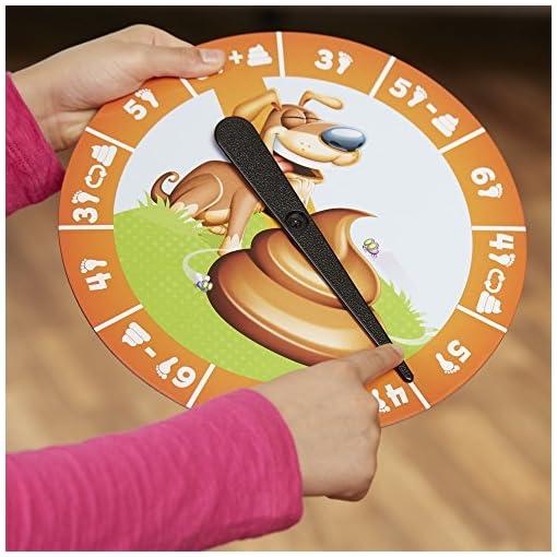 Hasbro-Spiele-E2489100-Ach-Du-Kacke-Kinderspiel