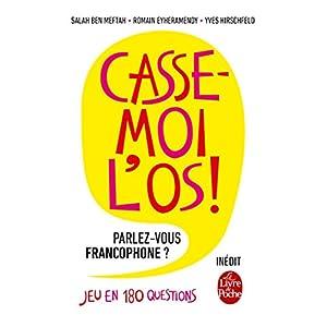 Yves Hirschfeld (Auteur), Salah Ben Meftah (Auteur), Romain Eyheramendy (Auteur) (1)Acheter neuf :   EUR 5,30 16 neuf & d'occasion à partir de EUR 1,69
