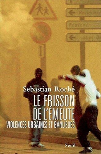 Le Frisson de l'émeute. Violences urbaines et banlieues