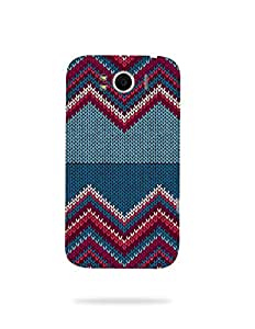 alDivo Premium Quality Printed Mobile Back Cover For HTC G21 / HTC G21 Back Case Cover (3D256)