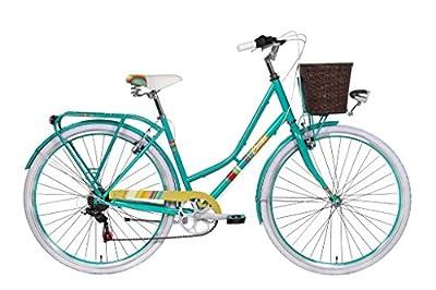 28 Zoll Damen Fahrrad Cityfahrrad Damenfahrrad City Damenrad Bike Rad mit Licht 6 Gang STVO BERLIN