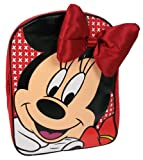 Trade Mark Collections Disney Minnie Mouse It\'s Kitch Backpack with Bow