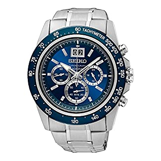 Seiko Analog Blue Dial Men's Watch – SPC235P1
