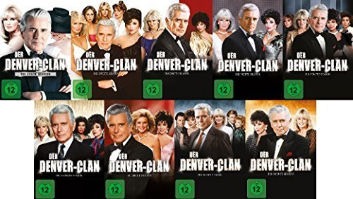 Produktbild Der Denver-Clan - Season 1-9 im Set - Deutsche Originalware [58 DVDs]