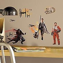 Calcomanías de pared Star Wars: Epidodio VII - The Force Awakens