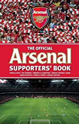 The Official Arsenal Supporter's Book by Chas Newkey-Burden (2014-04-01)