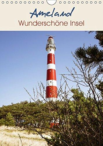 Ameland Wunderschöne Insel (Wandkalender 2018 DIN A4 hoch): Ameland, eine naturbelassene westfriesische Insel in der Nordsee. (Monatskalender, 14 ... [Kalender] [Apr 25, 2017] Herzog, Gregor