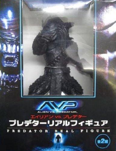 . Un solo art?culo AVP Alien vs Predator Predator real Figura Negro ver (jap?n importaci?n) 1