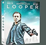 LOOPER FullSlip + Lenticular Magnet Steelbook™ Limited Collector's Edition - numbered + Gift Steelbook's™ foil Only 2001 made number of your Collector's Edition (Released 11th November)(Import)