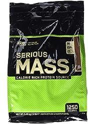 Optimum Nutrition Prise de Poids Serious Mass Chocolat 5.45kg