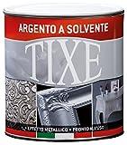 Tixe 103.501, Vernice, Cromo/Argento, 500 ml