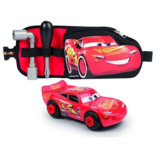 Smoby Cars 3 - Cinturón Herramientas y Coches 360150 15