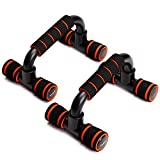 #4: Auxter Push up Bars Push up Stands Handles Set for Men and Women Workout