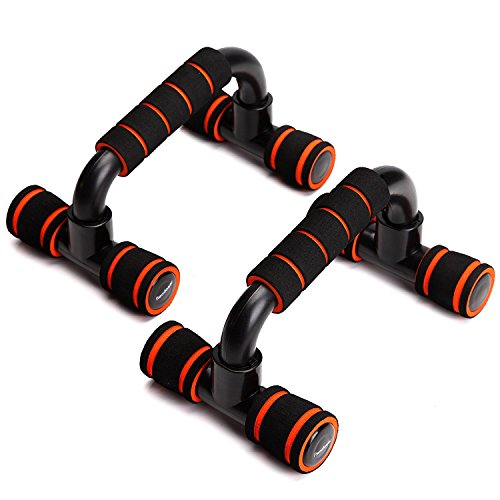 Auxter Push up Bars Push up Stands Handles Set for Men and Women Workout