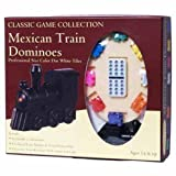 Mexican Train Dominoes With Train Marker...