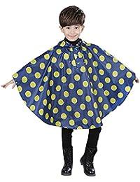 63c1fe1d9b KINDOYO Ponchos Impermeables para Niños Cute Student Abrigo Impermeables de  Secado Rápido