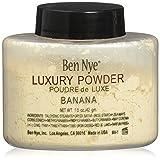 Best Banana Powders - Ben Nye Luxury Powder Face Makeup, Banana, 1.5 Review