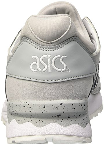 Asics Gel-Lyte V, Scarpe da Ginnastica Unisex – Adulto Grigio (Light Grey/India Ink)