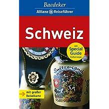 Baedeker Allianz Reiseführer Schweiz