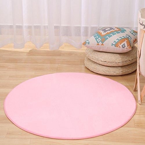 Tappeto con tappeto moderno in tinta unita con motivi classici tappeto tondo tappeto moderno da camera da letto moderna soggiorno tavolino da salotto home tessuto sgabello sgabello computerizzato
