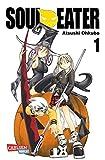 Soul Eater 01 by Atsushi Ohkubo (2009-11-01)