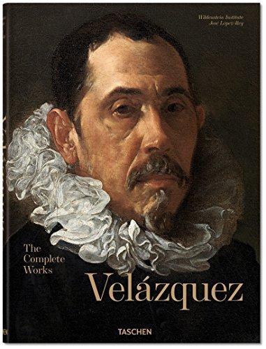 Vel????zquez: Complete Works by Jos???? L????pez-Rey (2014-12-10)