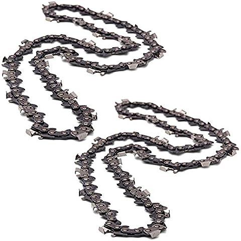 Husqvarna mtxtec 445 450 rocwood cadena de la Sierra (paquete de 2, 38,1 cm H30 64E 0,83 cm)