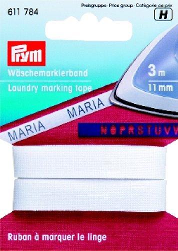 prym-3-m-a-linge-marquage-ruban-thermocollant-blanc
