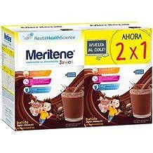 MERITENE - DUPLO MERITENE JUNIOR CHOCOLATE 2X1