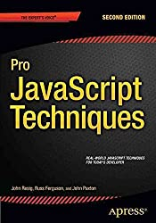 [(Pro JavaScript Techniques 2015)] [By (author) John Paxton ] published on (July, 2015)