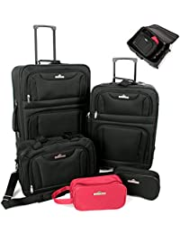 Juego de maletas - 5 piezas