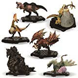 Capcom Figure Builder Monster Hunter Standard Model Plus Vol.9 Box [6 Monsters + Bonus Part]