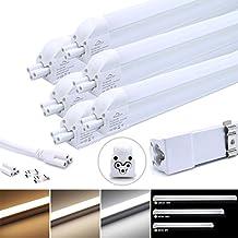 10x 120CM 16 Watt G13 T8 LED 4000K Leuchtstoffröhre Röhre Leuchte