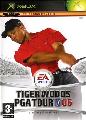 Tiger Woods PGA Tour 06 - XBOX - PAL - Tiger Woods 06